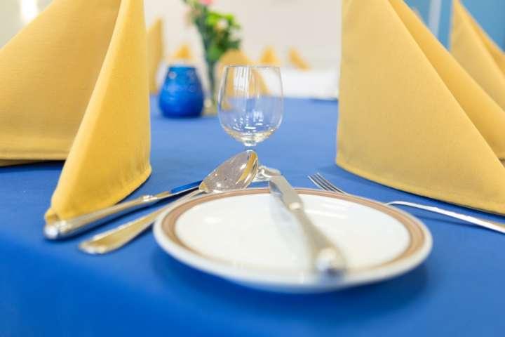 Uw diner bij Hemelsblauw