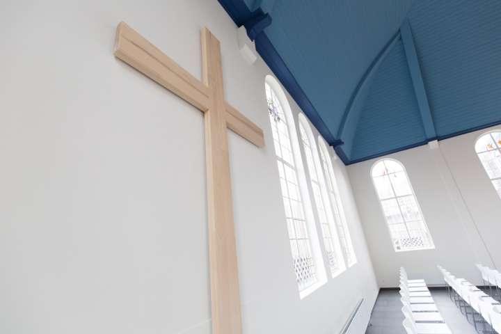 Uw kerkdienst bij Hemelsblauw